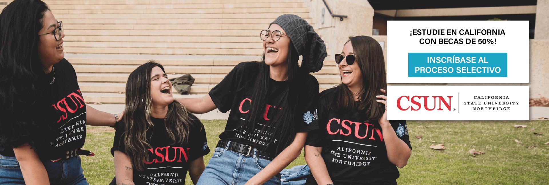 ¡Estudie en CSUN!