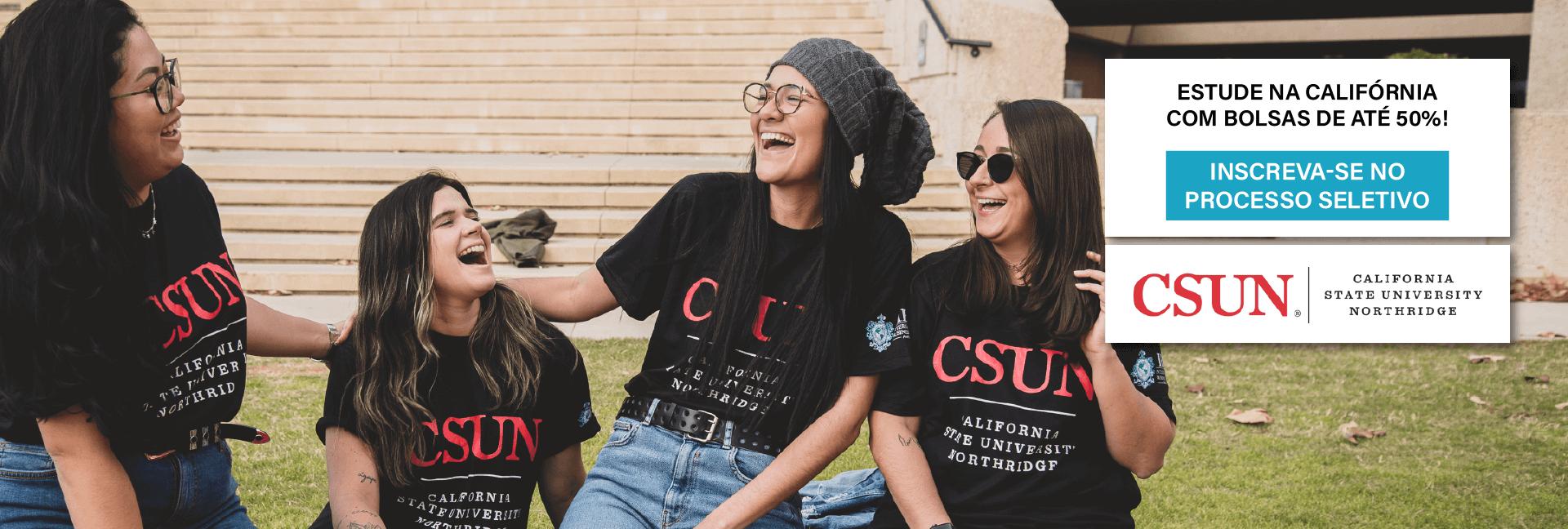 Estude na CSUN!