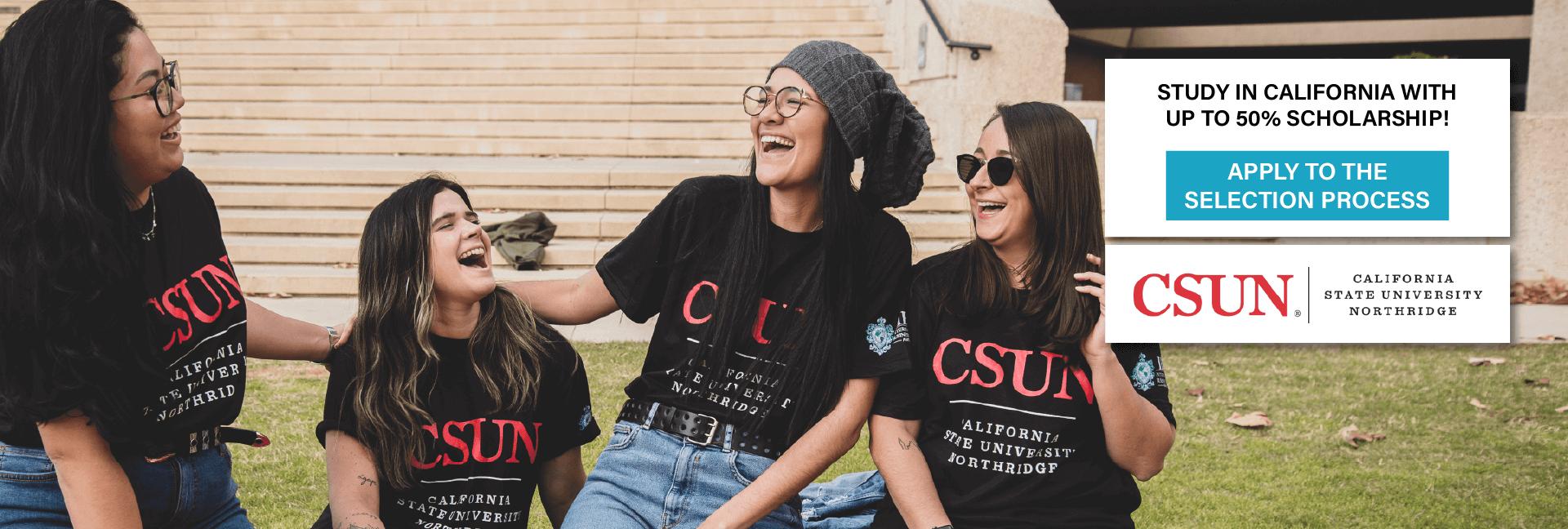 Study in CSUN!